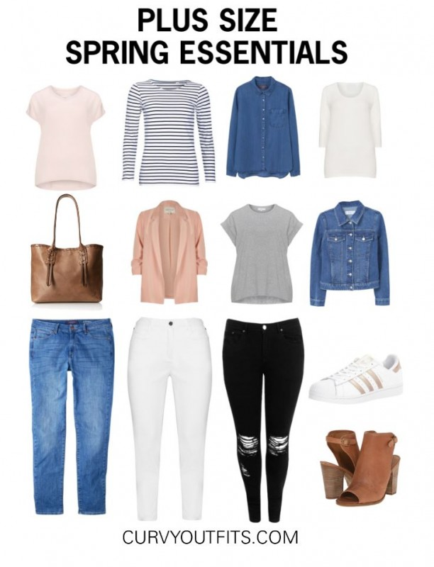 plus size spring essentials - 12 plus size spring essentials every woman should have