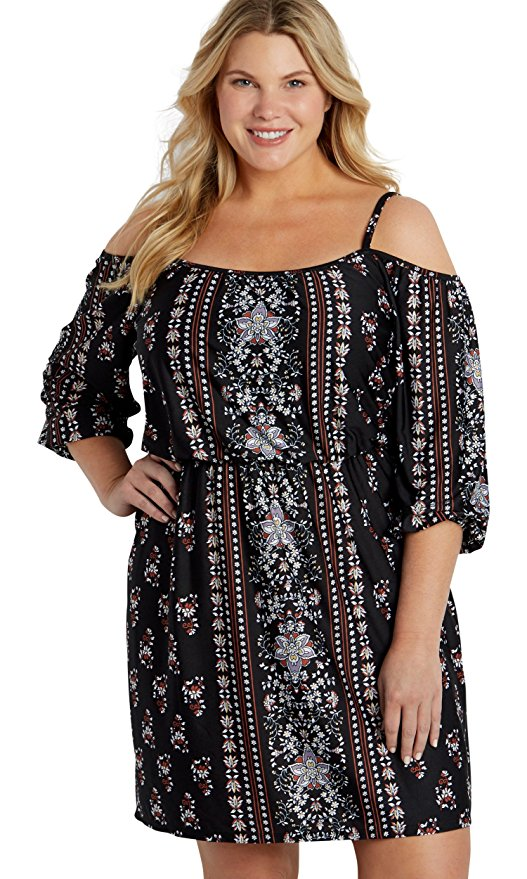 6 beautiful casual dresses that are in style for curvy ladies 5 - 6-beautiful-casual-dresses-that-are-in-style-for-curvy-ladies-5