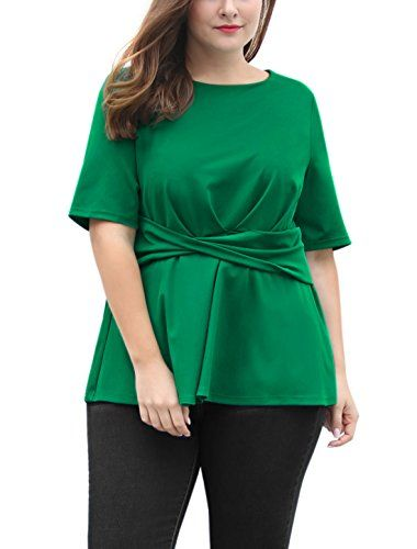 7 stylish curvy tops to wear at work this week 1 - 7-stylish-curvy-tops-to-wear-at-work-this-week-1