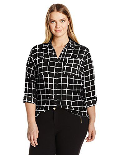 7 stylish curvy tops to wear at work this week 5 - 7-stylish-curvy-tops-to-wear-at-work-this-week-5