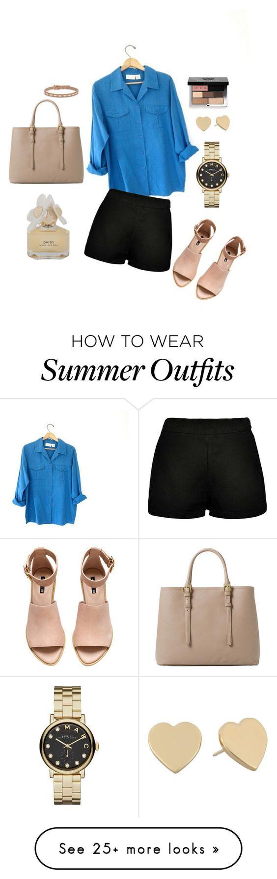 5 ways to wear curvy shorts in flattering ways 3 - 5-ways-to-wear-curvy-shorts-in-flattering-ways-3