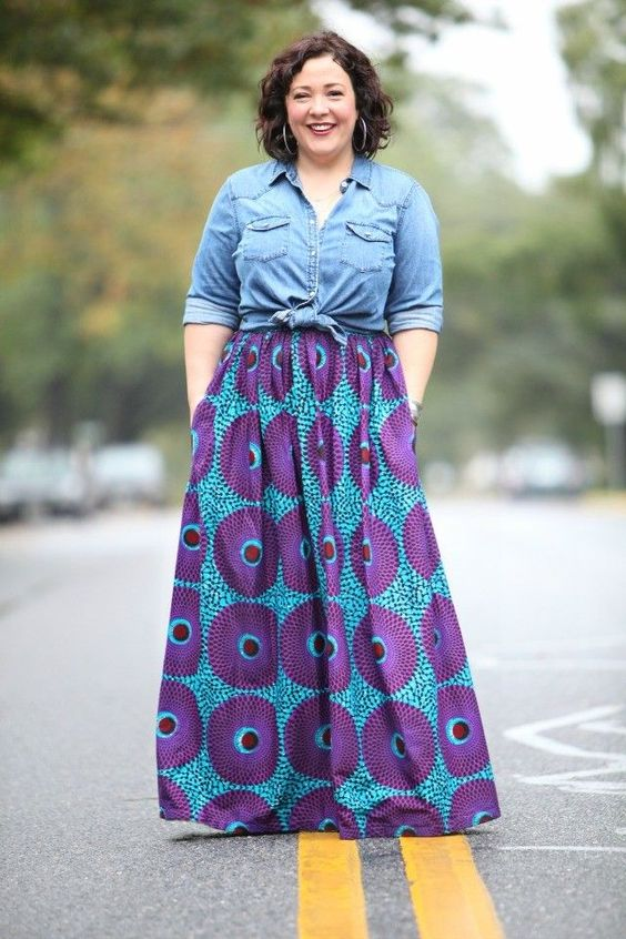 what top to wear with a plus size maxi skirt 4 - what-top-to-wear-with-a-plus-size-maxi-skirt-4