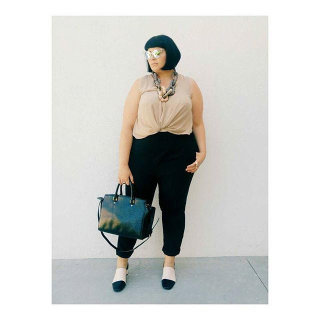latest plus size style inspiration from kimoorella 2 - latest-plus-size-style-inspiration-from-kimoorella-2