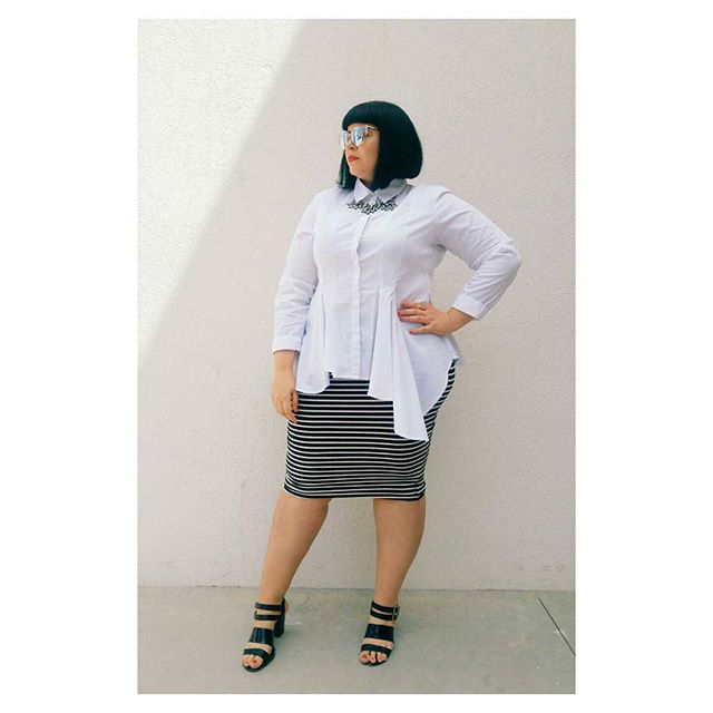 latest plus size style inspiration from kimoorella 5 - latest-plus-size-style-inspiration-from-kimoorella-5