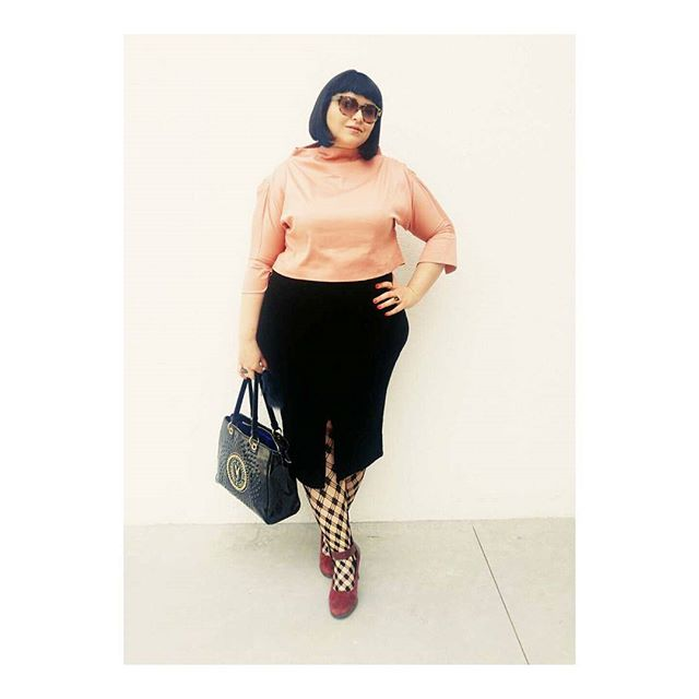 latest plus size style inspiration from kimoorella 7 - latest-plus-size-style-inspiration-from-kimoorella-7
