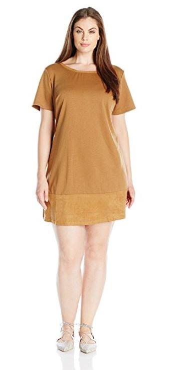plus size camel dress 5 - plus size camel dress 5