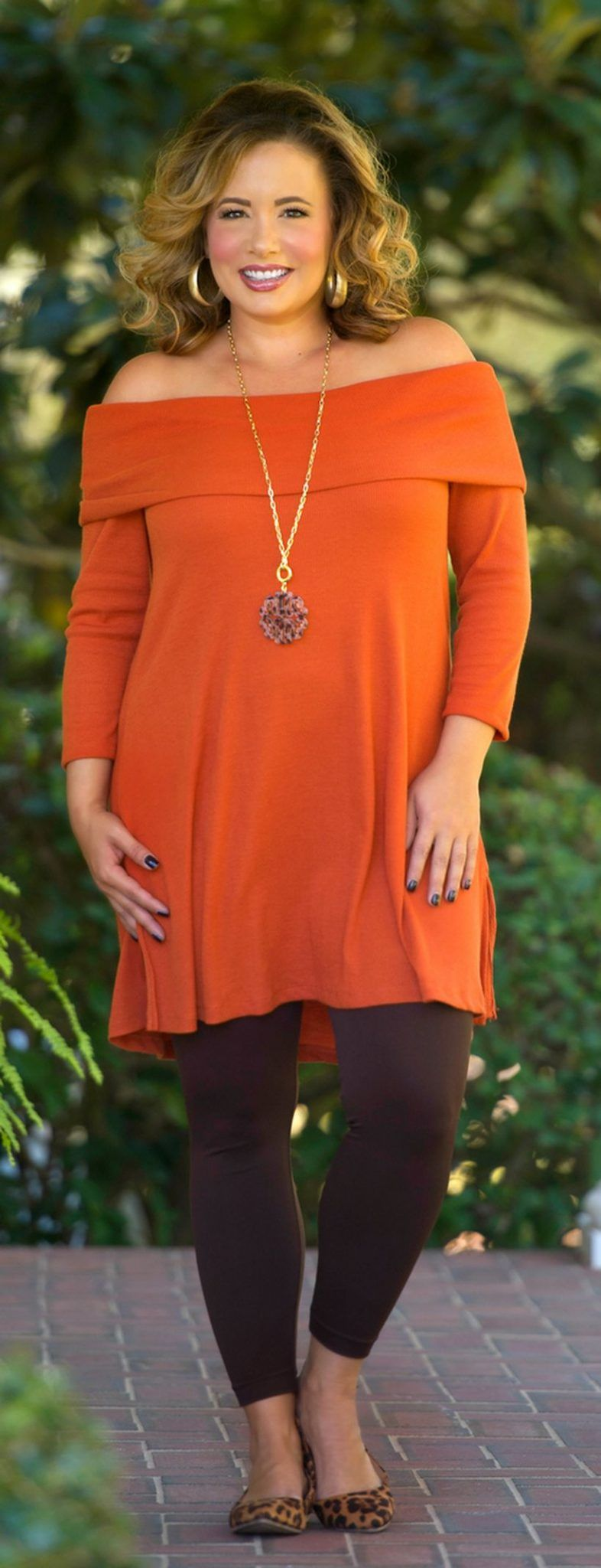 35 plus size fall outfits for moms that you can copy 7 - 35-plus-size-fall-outfits-for-moms-that-you-can-copy-7