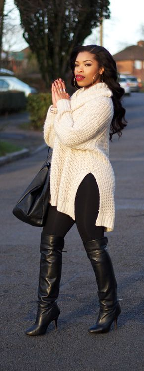 35 plus size fall outfits for moms that you can copy 8 - 35-plus-size-fall-outfits-for-moms-that-you-can-copy-8