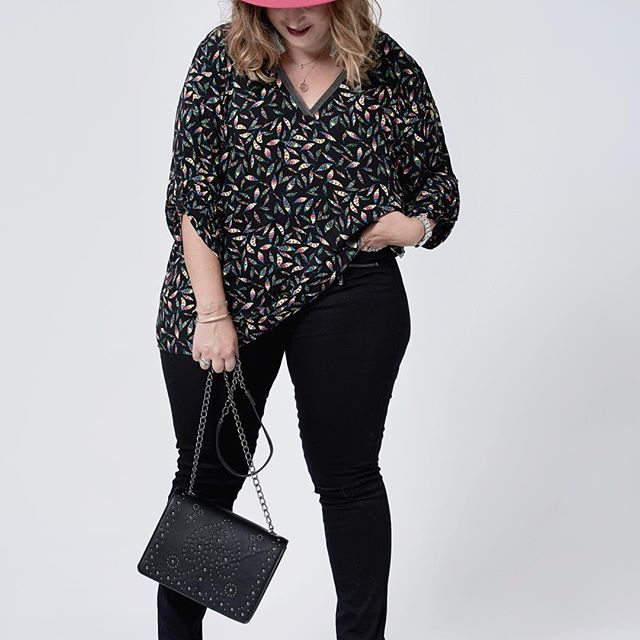 43 amazing plus size fall outfits from instagram 37 - 43-amazing-plus-size-fall-outfits-from-instagram-37