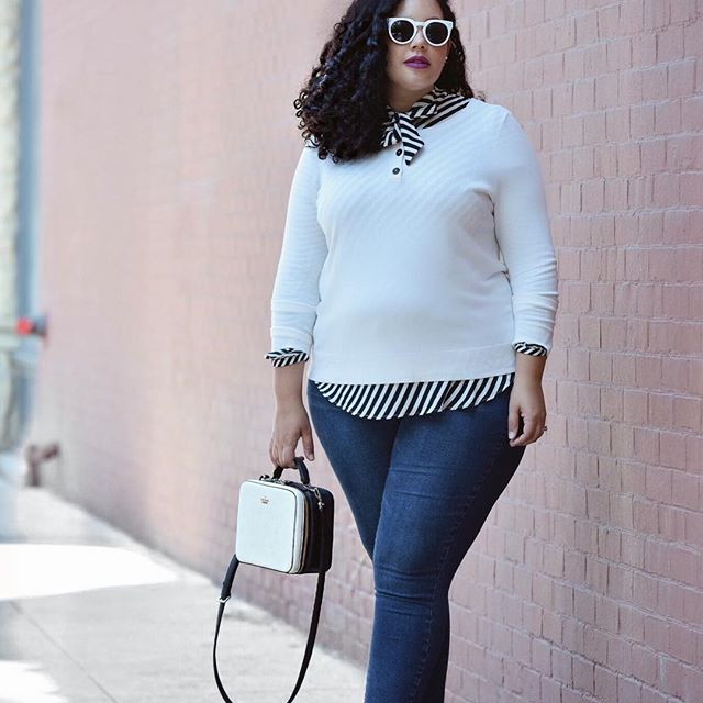 43 amazing plus size fall outfits from instagram 39 - 43-amazing-plus-size-fall-outfits-from-instagram-39