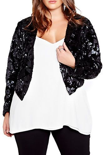 5 stylish cropped jackets for curvy women 1 - 5-stylish-cropped-jackets-for-curvy-women-1