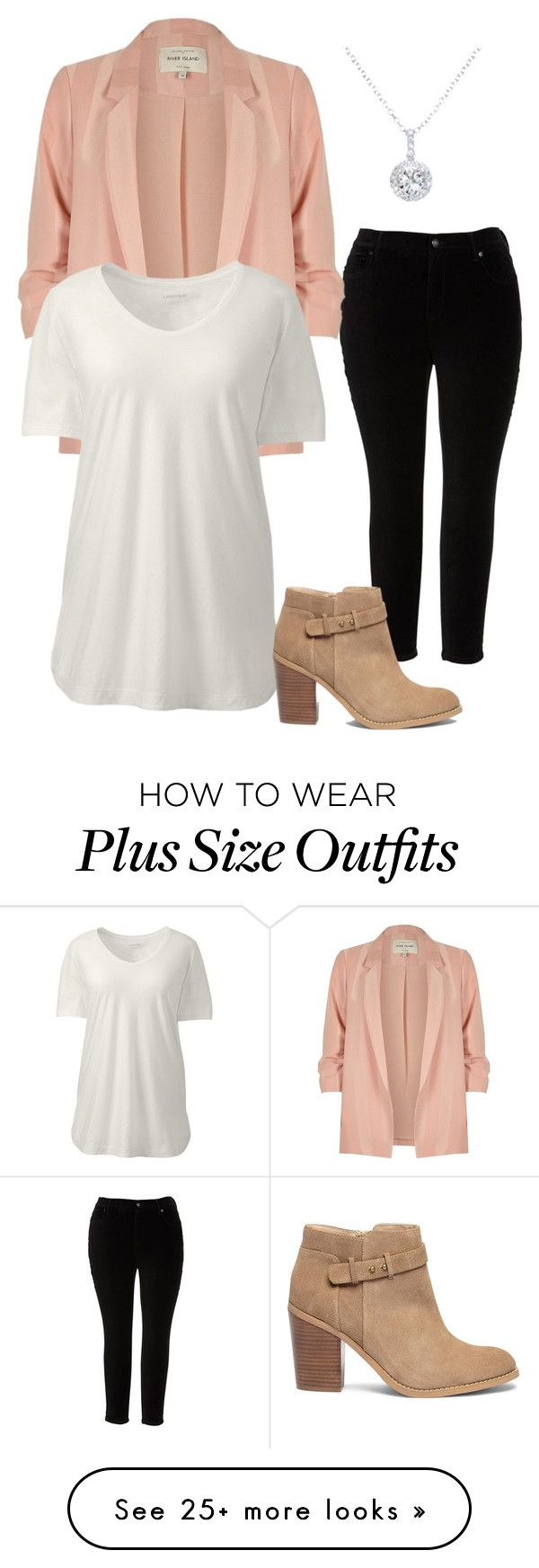 25 casual plus size winter outfits you have to try 15 - 25-casual-plus-size-winter-outfits-you-have-to-try-15