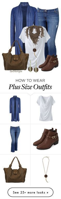 25 casual plus size winter outfits you have to try 22 - 25-casual-plus-size-winter-outfits-you-have-to-try-22