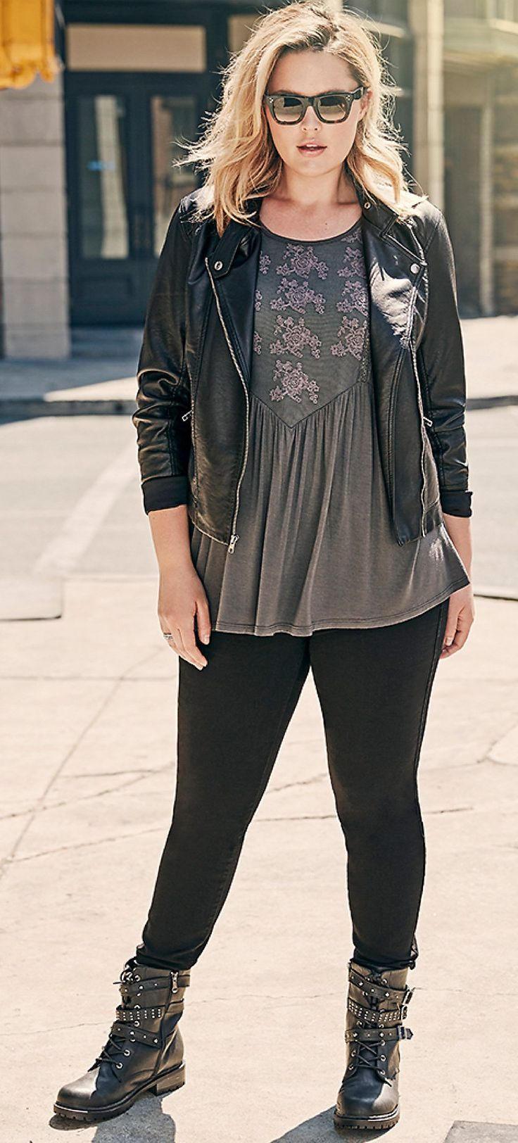 25 casual plus size winter outfits you have to try  page