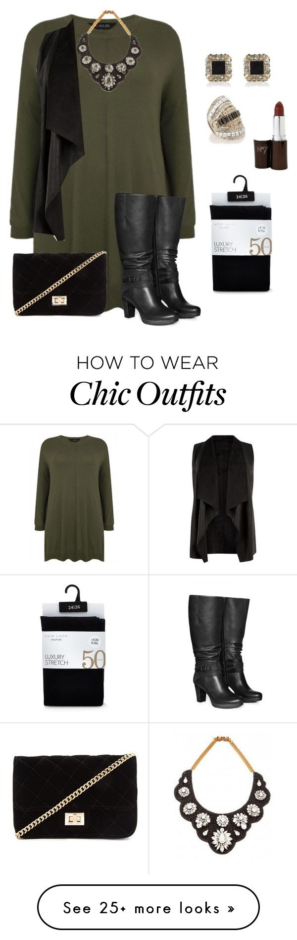 25 plus size winter work outfits you can try 2 - 25-plus-size-winter-work-outfits-you-can-try-2