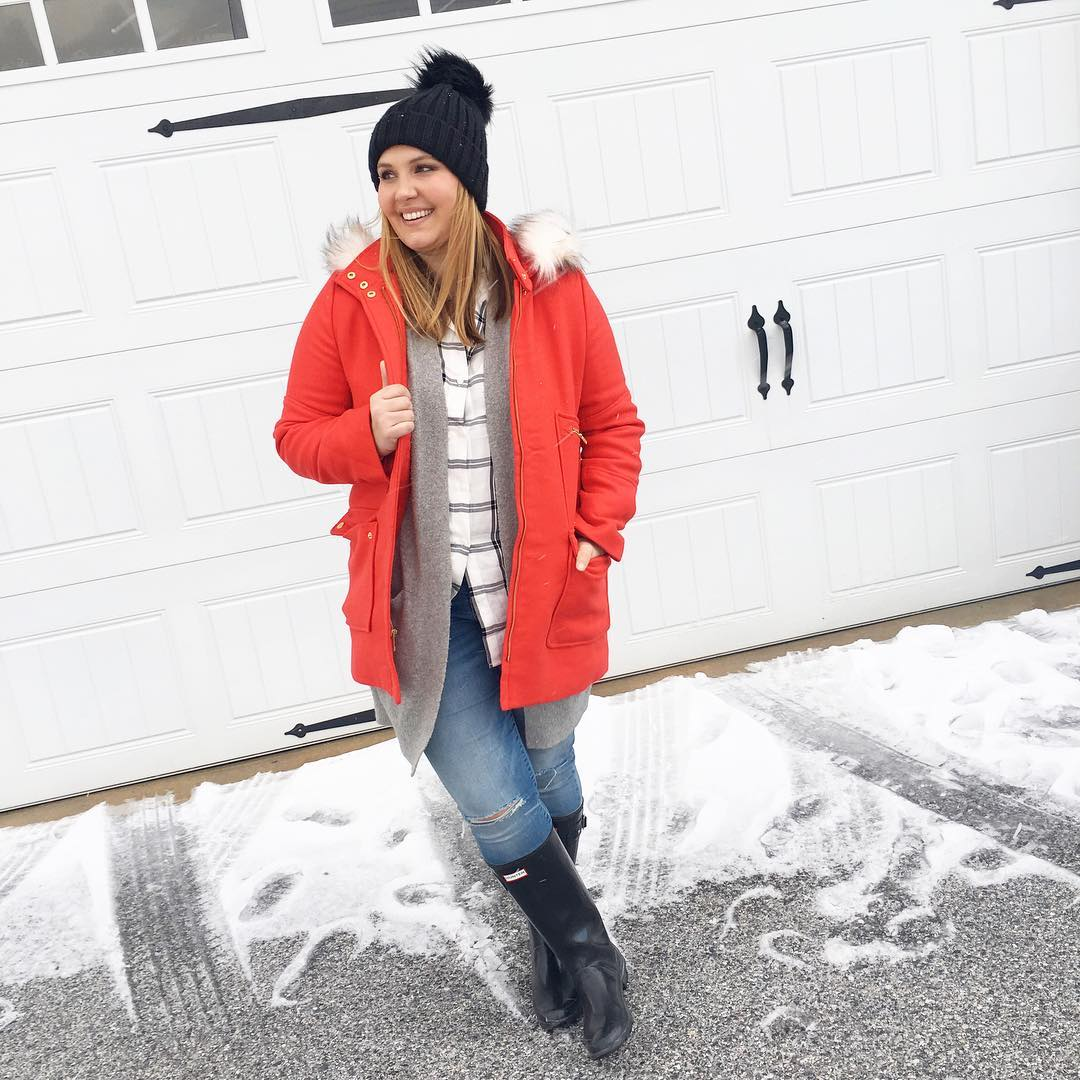 casual plus size winter outfits 2 - casual plus size winter outfits 2