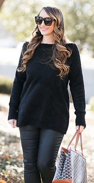27 business casual plus size outfits for winter 10 e1516744061747 - 27-business-casual-plus-size-outfits-for-winter-10