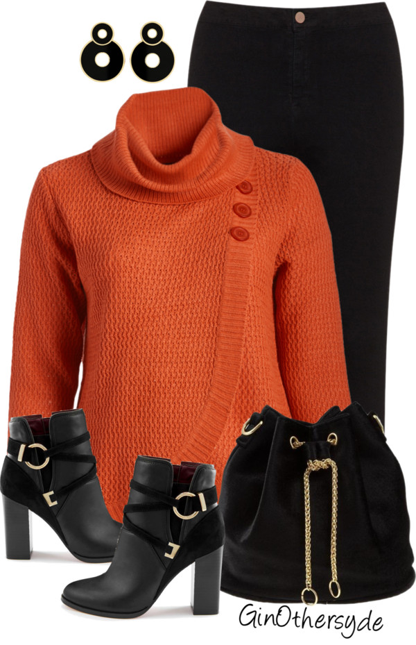 27 business casual plus size outfits for winter 3 1 - 27 business casual plus size outfits for winter 3