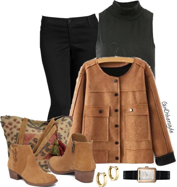27 business casual plus size outfits for winter 8 1 - 27 business casual plus size outfits for winter 8