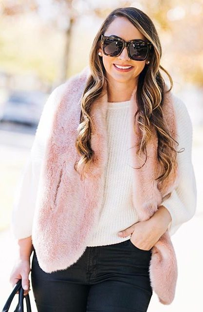 27 business casual plus size outfits for winter e1516742633950 - 27-business-casual-plus-size-outfits-for-winter