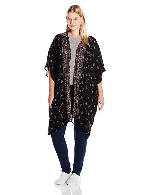 19 ways to wear a plus size kimono 3 - 19-ways-to-wear-a-plus-size-kimono-3