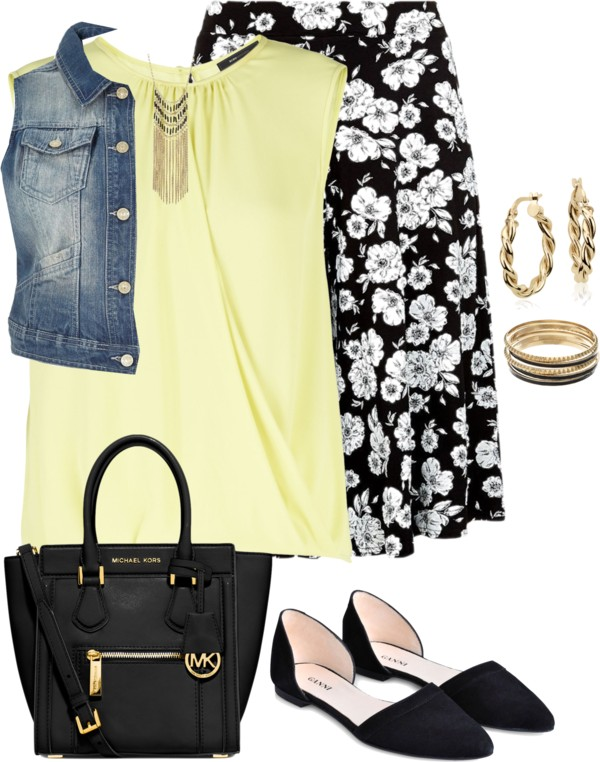 31 stylish plus size work outfits for spring 15 - 31 stylish plus size work outfits for spring (15)