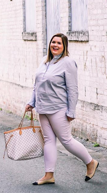 31 stylish plus size work outfits for spring 20 edited - 31 stylish plus size spring work outfits