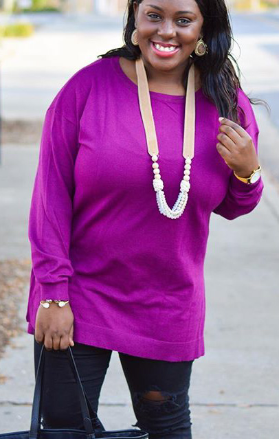 31 stylish plus size work outfits for spring 23 - 31 stylish plus size work outfits for spring (23)
