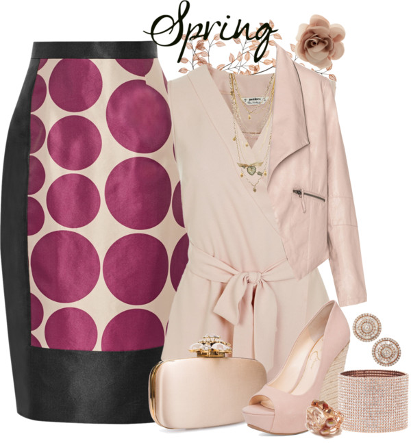 31 stylish plus size work outfits for spring 9 - 31 stylish plus size work outfits for spring (9)